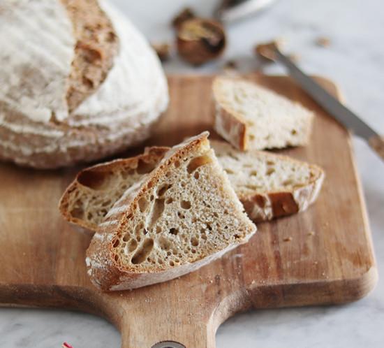 pane e grani antichi